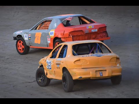Lebanon Valley Speedway 4-Cyl race 2018