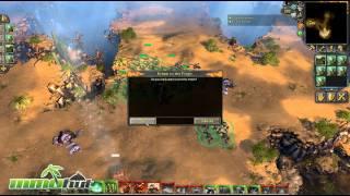 BattleForge Gameplay - First Look HD