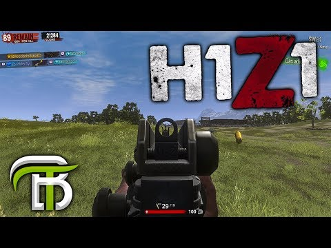 THE WHOLE WORLD IS AFTER US | H1Z1 King of the Kill