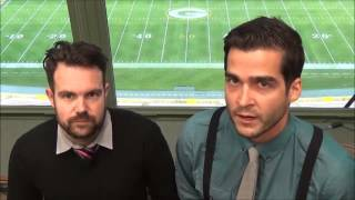 Watch Detroit Lions reporters react to team