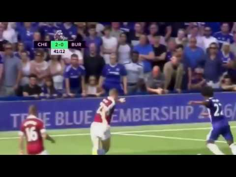 Chelsea vs Burnley All gold 3-1