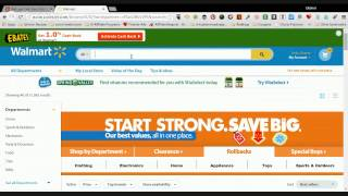 Befrugal Cash Back Site Demo and Review