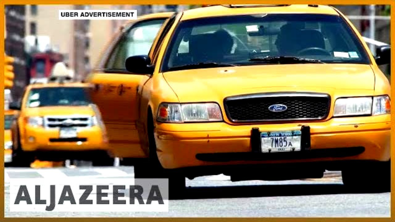 🇺🇸 New York City caps Uber, Lyft after taxi drivers' losses | Al Jazeera  English