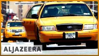 🇺🇸 New York City caps Uber, Lyft after taxi drivers' losses | Al Jazeera English