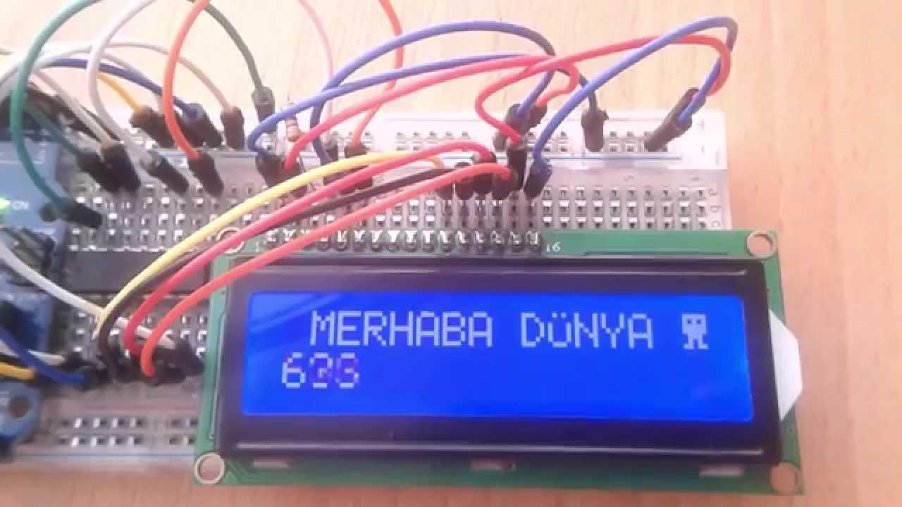 Arduino - Wire