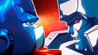 ТРАНСФОРМЕРЫ #14 ФИНАЛ Победил МЕГАТРОНА Игровой мультфильм для детей Transformers Devastation