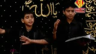 sab ka nigheban hai hussain as tital kalam noha by owais haider 2010/11