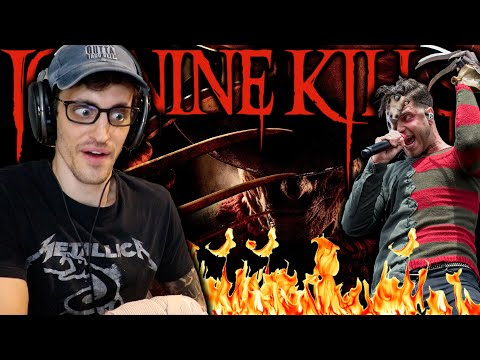 "Y'all Were Right!!! | ICE NINE KILLS - ""The American Nightmare"" (REACTION)"