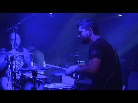 Lo! Bloody Vultures - Live in Budapest A38 - Adrian Griffin Drumcam