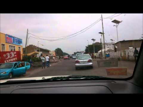 Streets of Kinshasa