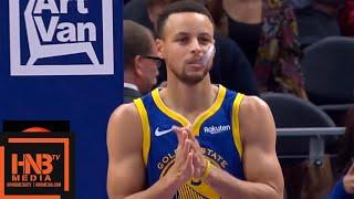 Golden State Warriors vs Detroit Pistons 1st Qtr Highlights   12.01.2018, NBA Season