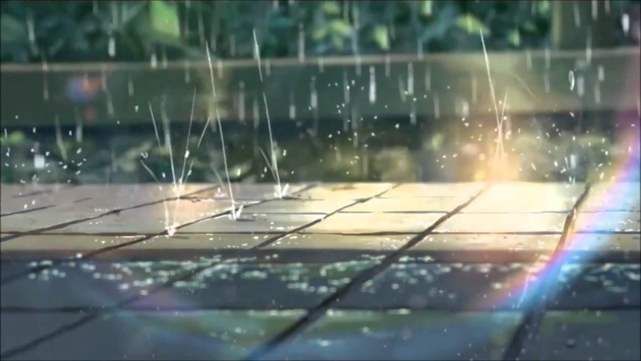 Anime Rain Youtube