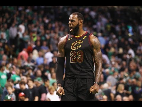 LeBron James' Top Plays From His Two Game 7s: 2018 Postseason
