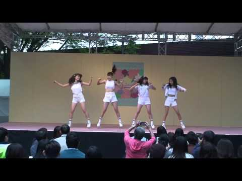20151010 BESTie - Pitapat 두근두근 By 学習院女子大学 KPOP DANCE HANA
