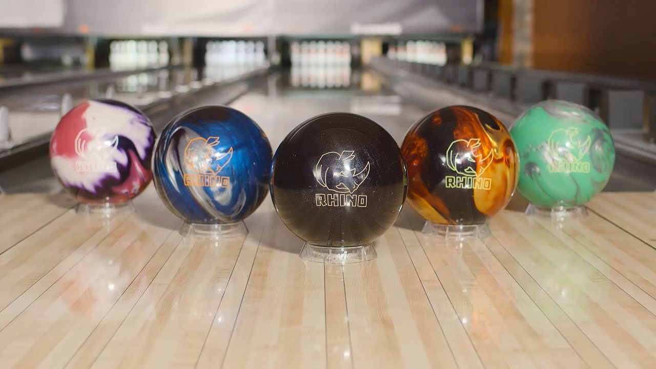 New Brunswick Bowling >> Brunswick Rhino Brand New Entry Level Performance