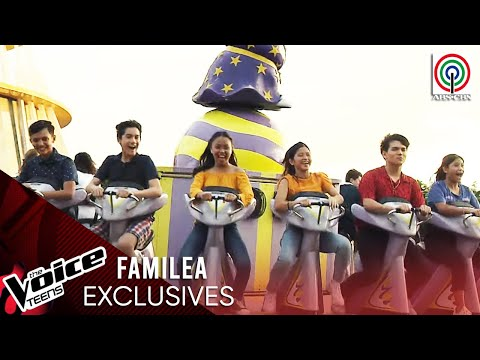 Coach Lea bonds with FamiLea   The Voice Teens Philippines 2020