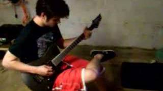 SANGUINE at band practice