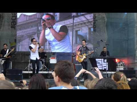 ''Slza - Vstříc nekonečnům'' koncert (live) Prostějov 27.08.2015