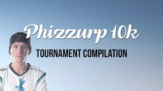 The PHIZZURP 10K Tournament Compilation