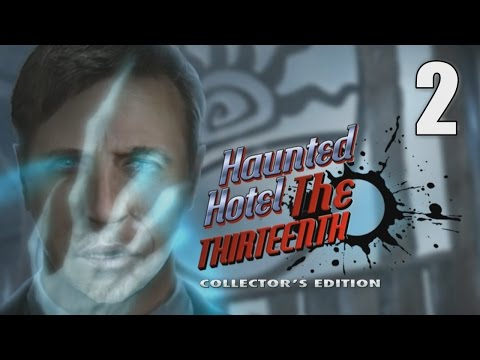 Haunted Hotel 13: The Thirteenth CE [02] Let's Play Walkthrough - Part 2 #HOPA