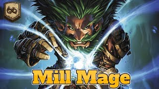 [Wild] Mill Mage The Boomsday Project | Hearthstone Guide How To Play