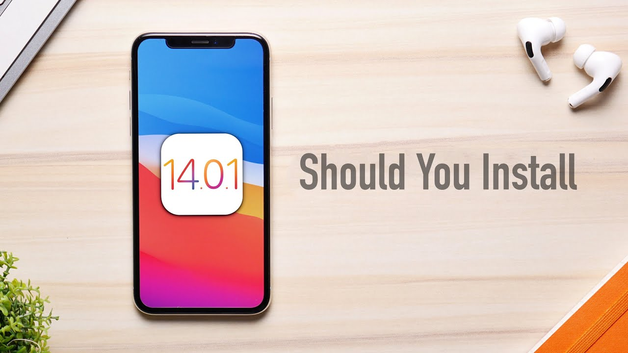 iOS 14.0.1 Released: What's New & Should You Install?!