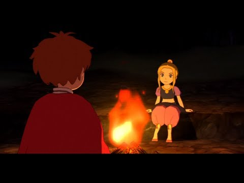 Ni No Kuni: Wrath Of The White Witch - Lovers Lunch [20]