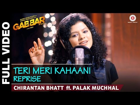 Teri Meri Kahaani Reprise | Chirantan Bhatt ft. Palak Muchhal | Specials by Zee Music Co. thumbnail