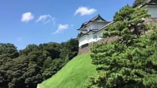 El Palacio Imperial de Japón ! / The Imperial Palace of Japan !