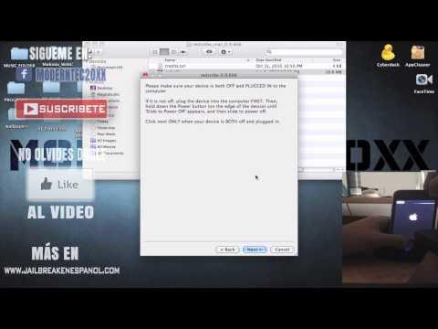iPhone 3G 4.2.1 Solucion Al Error 1015 En iTunes[#1]