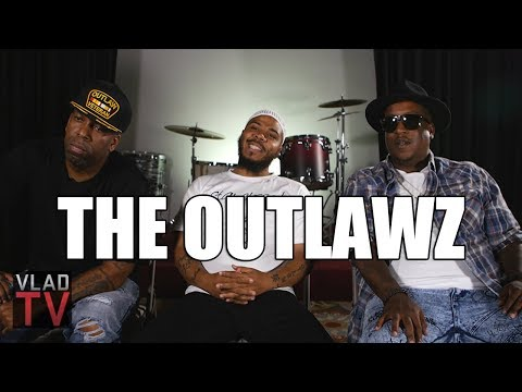 The Outlawz on 2Pac and Snoop Dogg Beefing Before 2Pac's Death