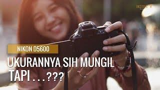 Ulasan Singkat Kamera Terbaru DSLR Nikon D5600