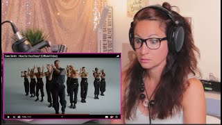 Vocal Coach Reacts to SAM SMITH- How Do You Sleep?