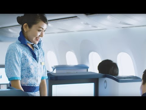 ANA Business Class | Sydney to Japan and beyond