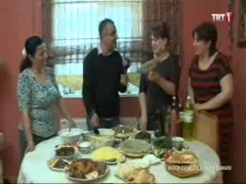 Azerbaycan ev yemekleri