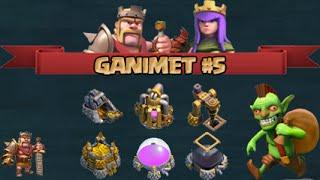 Clash of Clans   Ganimet #5   Eti PUF - CoC & Royale