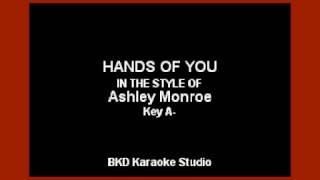 Ashley Monroe - Hands On You (Karaoke Version)