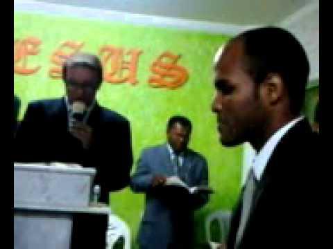 consagraçao de diaconos e do pastor Jorge Isaias n...