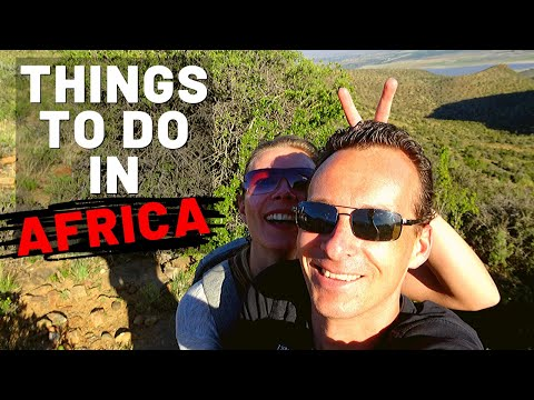 Exploring South Africa (complete)