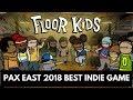 PAX East 2018 - Best Indie Games - Floor Kids (Kid Koala)