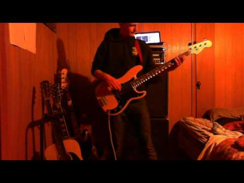 Gin Blossoms- Follow You Down Bass Cover