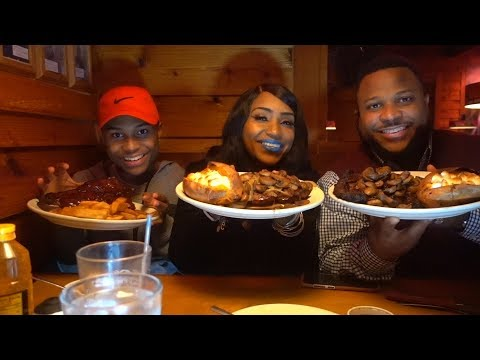 Texas Roadhouse Birthday Steak Dinner