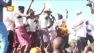 Nasa Leaders Seek Votes In Baringo