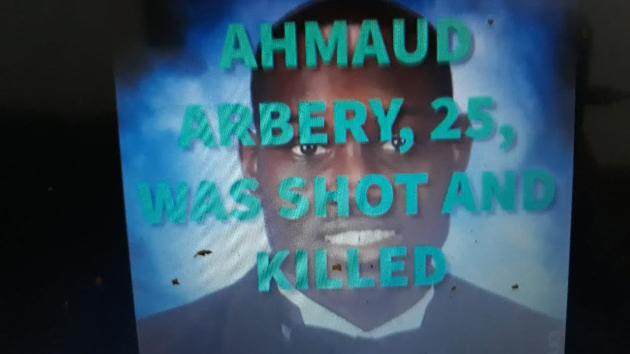 AHMAUD ARBERY KILL BY TO RACIST DEVILS