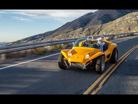 Hot News! This car matters Meyers and his Manx at the Classic Auto Show