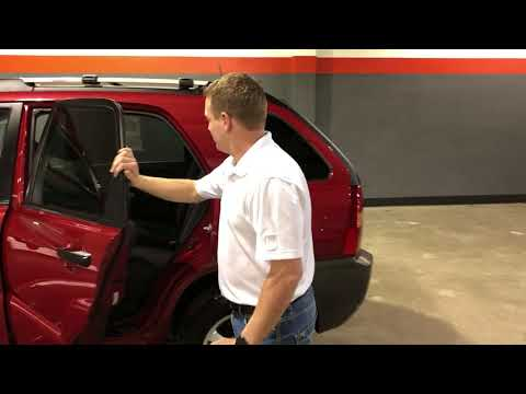 2008 Kia Sportage AWD Walk Around