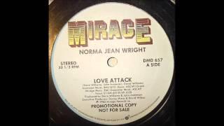 NORMA JEAN WRIGHT - Love Attack (12
