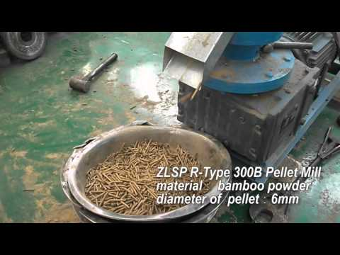 Making Your Own Wood Pellets with GEMCO Pelletizing Machine for Your Home!