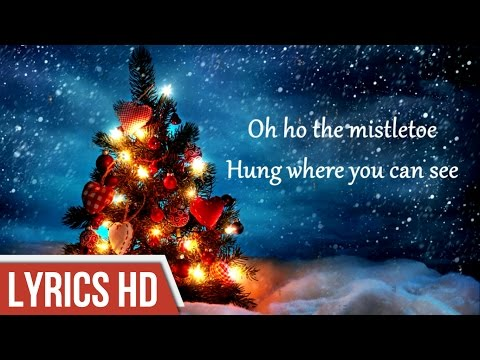 A Holly Jolly Christmas - Lady Antebellum (Lyric HD)