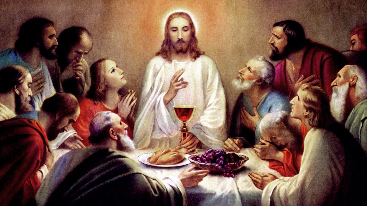 the last supper and the passover feast hd youtube